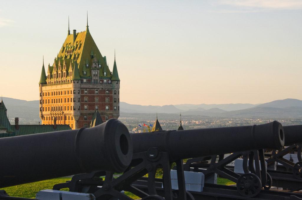 UNESCO Historic District of Old Québec