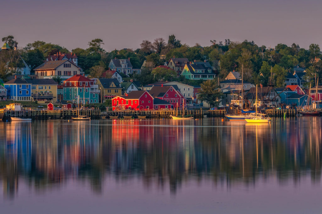 UNESCO Old Town Lunenburg