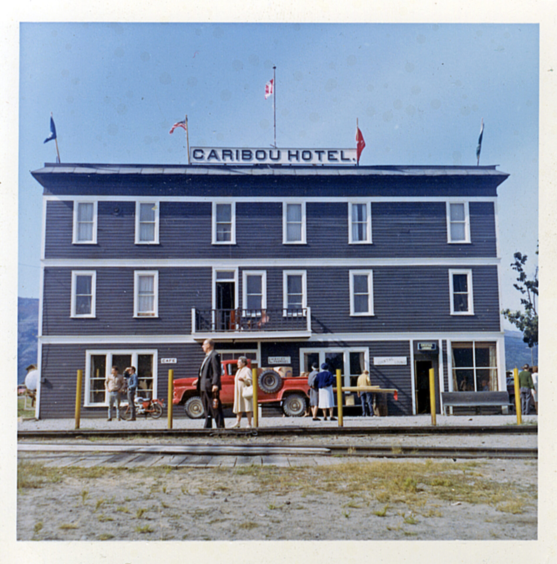 Hidden historic gem - Caribou Hotel